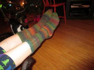C-mas socks2013