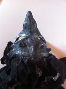 Troll Queen Theatre Mask