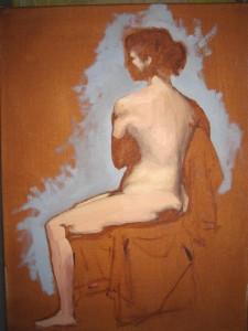 Alla Prima life painting