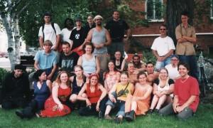 EYE program, spring 2002